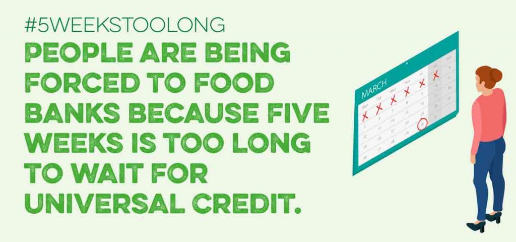 Trussell Trust campaign poster