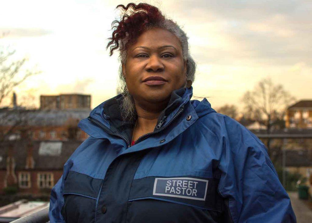 Lambeth Street Pastors coordinator Cherie Thomas