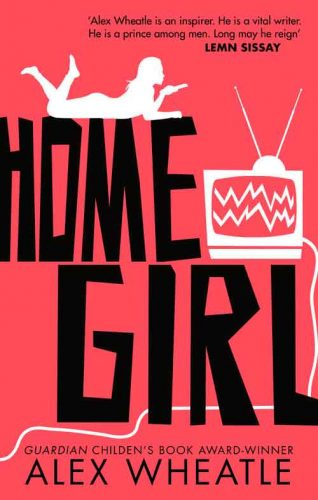 Home Giel Alex Wheatle cover