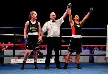 Vivien Parsons wins semi final for Afewee club