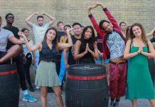 Yoga at the Brixton Finishing School