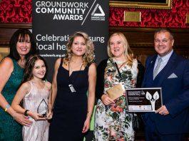 community award winners 2018