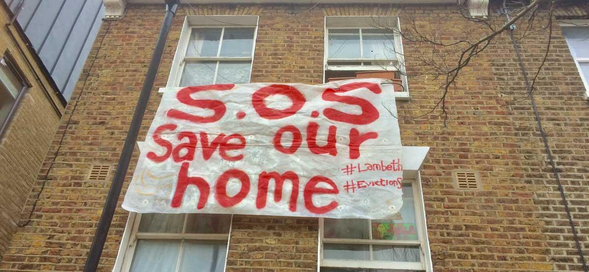 How an artist fell foul of the housing crisis | Brixton Blog