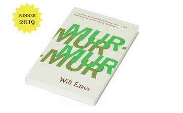 Will Eaves' award winning book,'Murmur'