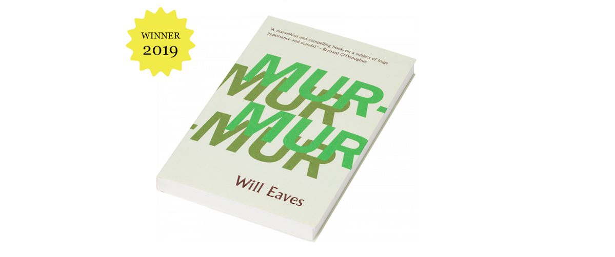 Will Eaves' award winning book,'Murmur'