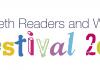 the festival banner