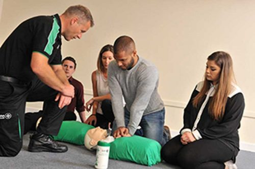 First Aid Skills Day for over 50s @ Pop Brixton | England | United Kingdom