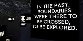 Boundaries installation