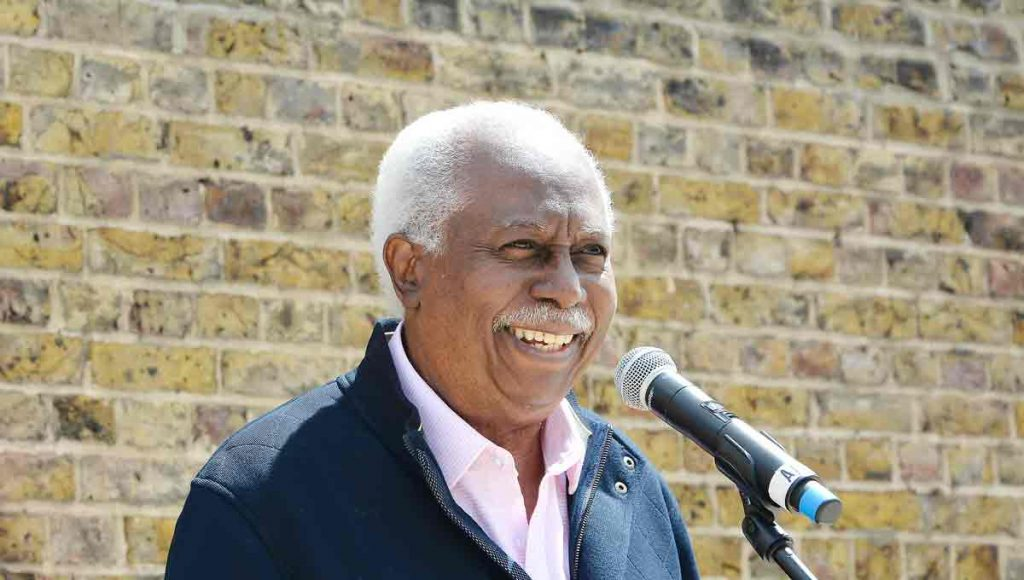 Guyana High Commissioner Hamley Case