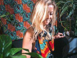 photo of Laura Mills DJ aka DJ BlondeZilla