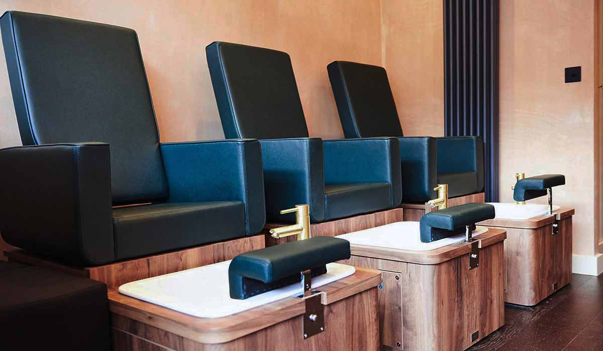 Ama Pedicure Chairs