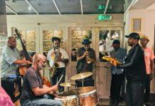 Thursday night line up at Effra Jazz