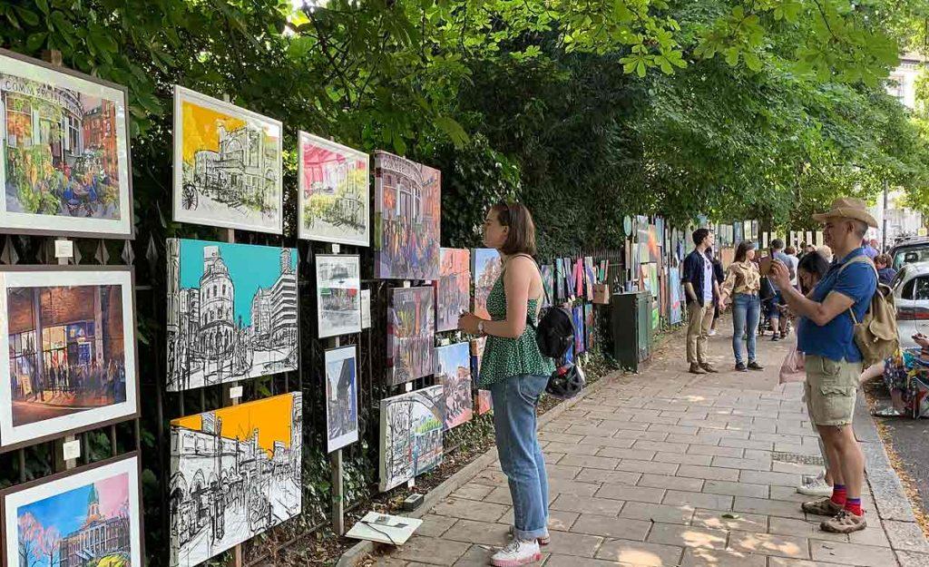 urban art show