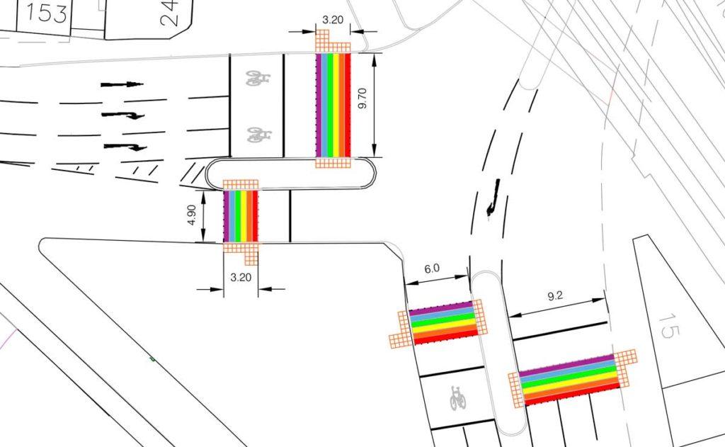 Street plan