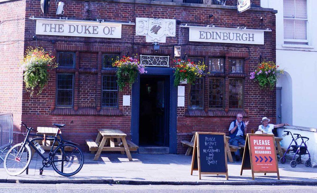 Duke of Edinburgh Ferndale Road