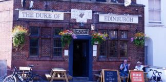 Duke of Edinburgh Ferndale Road