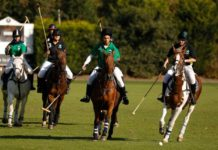 Polo riders fund raise for Ebony Horse Club