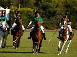 Polo riders fund raise for Ebony Horse Club