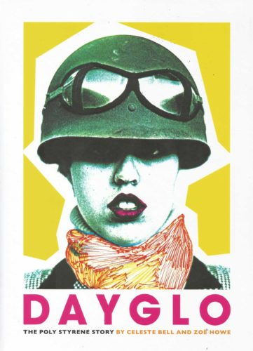 Poly Styrene Dayglo cover