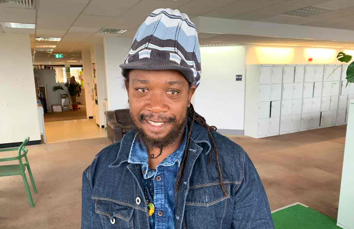 Photo of Ras Manasseh Reggae artist