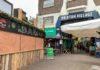Brixton Village Courtyard
