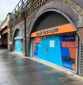 Other Side Frioed shop under development