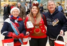 Help for Heroes fundraisers
