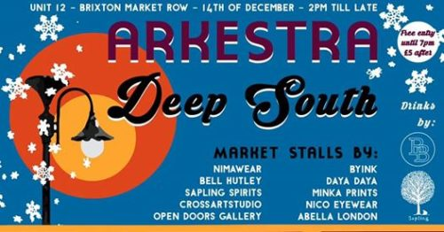 A New Orleans Christmas with Arkestra @ Brixton Village/Market Row | England | United Kingdom