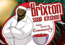 Illustration for Brixton Soup Kitchen