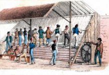 Brixton Prison Treadmill