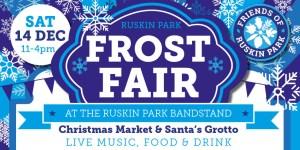 Frost Fair @ Ruskin Park bandstand @ Ruskin Park
