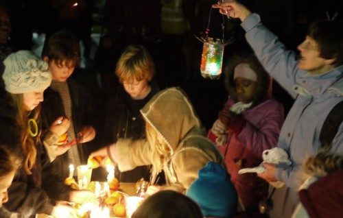 Winter fair and carol concert @ Myatt's Fields Park | England | United Kingdom