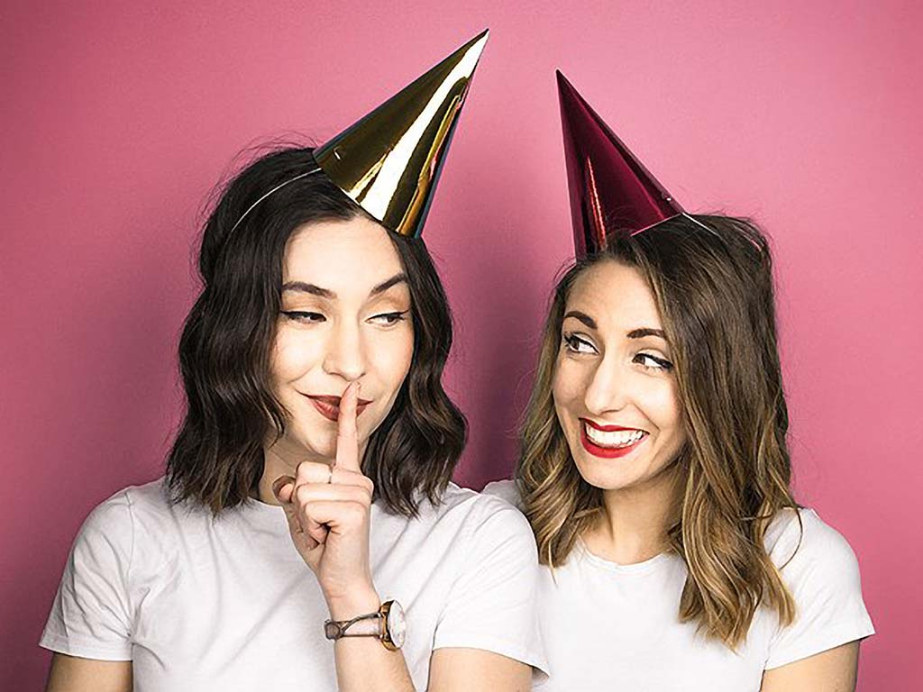 Ladylikes Comedy Duo