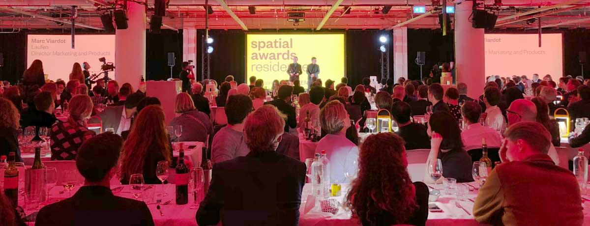 Frame Design Awards event in Amsterdam