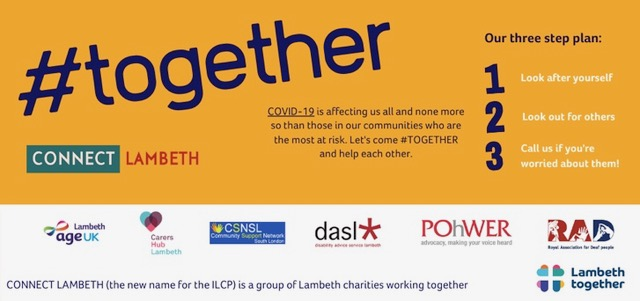 Connect Lambeth Logo