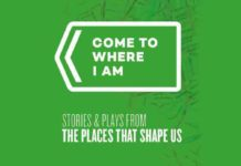 come too where I am banner