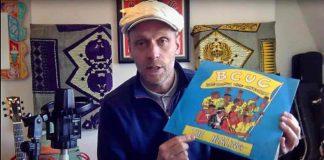 Dave Randall with BCUC album