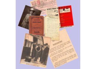 Memorabilia from Lambeth Archive