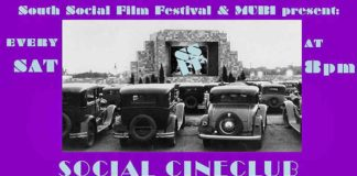 South Social Film Festival flyer