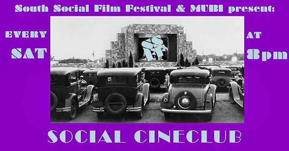South Social Film Festival flyer