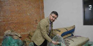Volcano Coffee Works managing director Tom Delaney