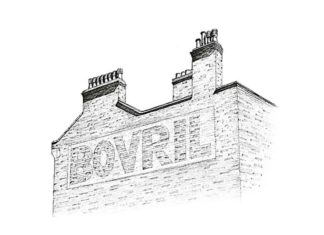 bovril wall brixton