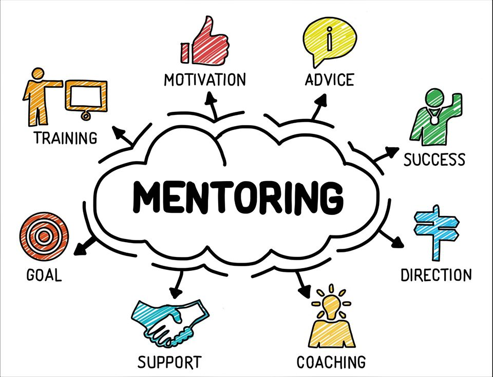 Mentoring illustration