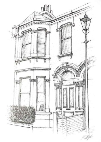 Brixton house