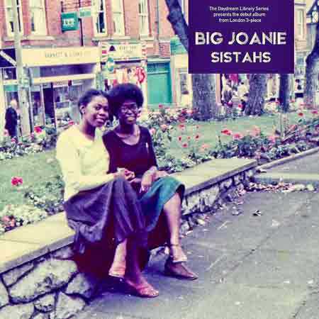 Big Joanie Sistahs album cover