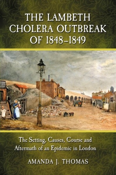 Cover of book The Lambeth Cholera Outbreak of 1848-1849