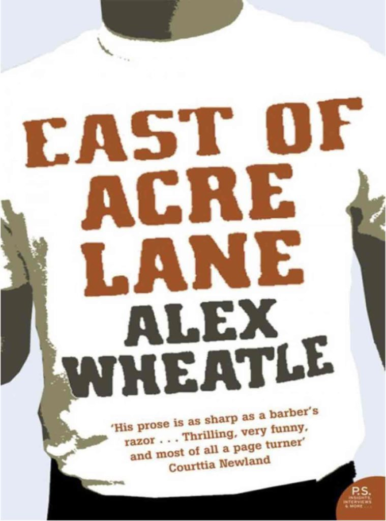 East of Acre Lane book cover