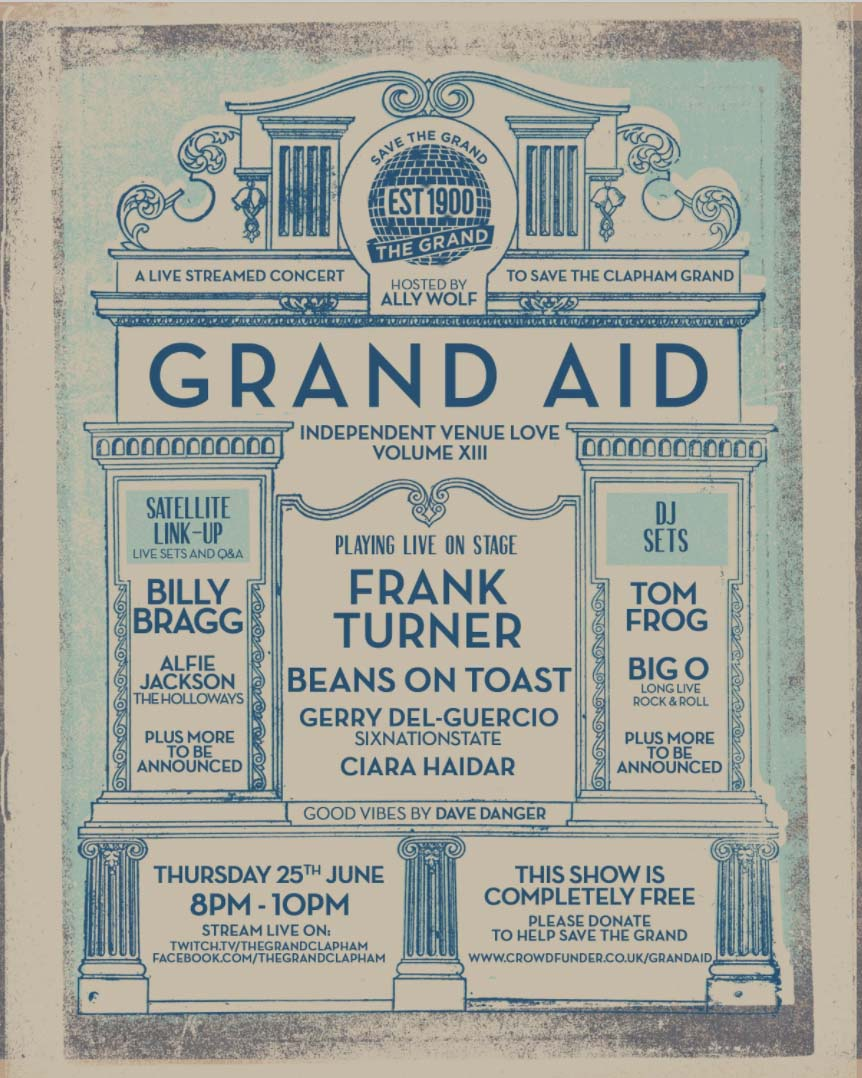 Grand Aid Poster