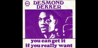 Desmond Dekker album cover