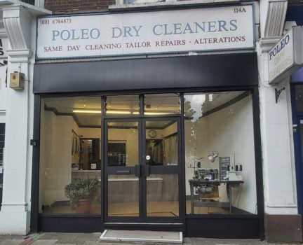 15% New Customer Discount at Poleo Dry Cleaners Brixton